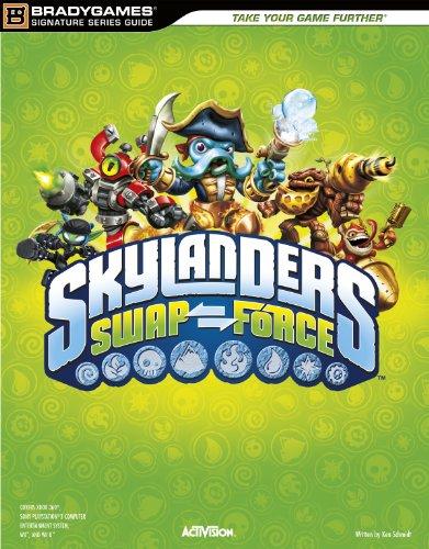 Skylanders SWAP Force Signature Series Strategy Guide (Skylander Force)