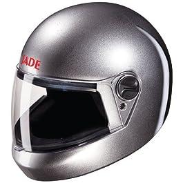 Studds JADE Full Face Helmet (Silver Grey, L)