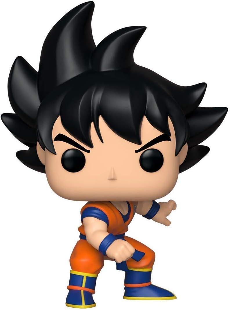 Funko- Pop Vinilo: Dragonball Z S6: Goku Figura Coleccionable, Multicolor, Talla única (39698)