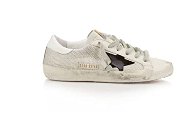 order cheap online Golden Goose White & Grey Superstar Sneakers buy cheap professional cheap in China deals cheap online 0tIQV