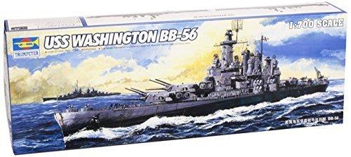 Uss Washington Bb - 2