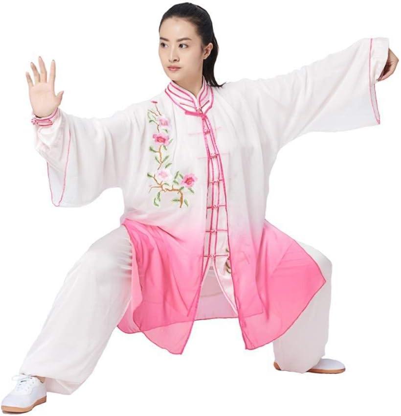 Tai Chi Ropa Uniforme Shaolin Artes Marciales Traje Uniforme ...