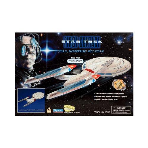 Star Trek First Contact USS Enterprise NCC-1701-E Electronic Starship