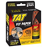 TAT Fly Paper Ribbon (8 Pack)