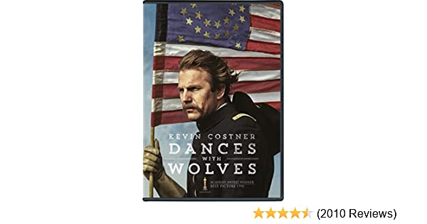dances with wolves put that in your book