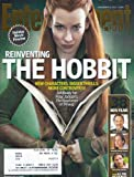 The Hobbit: The Desolation of Smaug, Evangeline Lilly, The Wolf of Wall Street, Spike Lee - Entertainment Weekly Magazine