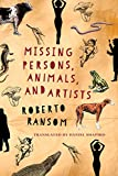 img - for Missing Persons, Animals, and Artists book / textbook / text book