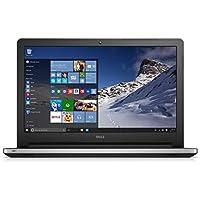 2016 Model Dell Inspiron 15 15.6-Inch Full HD 1920 x 1080 LED Touchscreen High Performance Laptop, Intel Core i5-4210U, 8GB, 1TB HDD, DVD+/-RW Drive, HDMI, Bluetooth, Win 10 - Silver