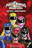 Power Rangers Megaforce( Mega Mission!)[POWER RANGERS MEGAFORCE V PO][Paperback]