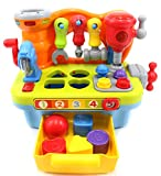 PowerTRC® Little Engineer Multifunctional Musical Learning...