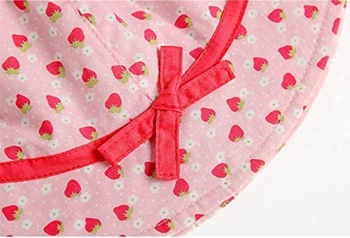 UPF Caps Cute Pattern Summer Sun Hat Foldable Bowknot Hat for 0-4T Ohrwurm Baby 50