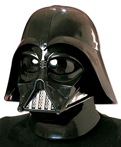 Darth Vader 2 Pc Mask - Halloween Mask (Adult Scary Darth Vader Costume)