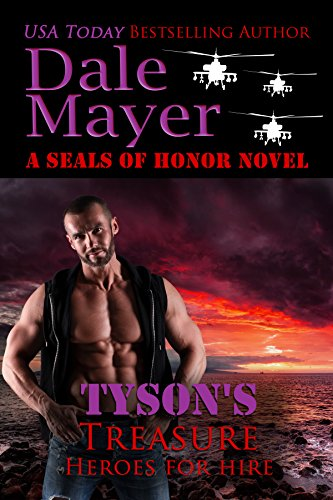 (Tyson's Treasure: A SEALs of Honor World Novel (Heroes for Hire Book 10))