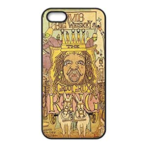 DMB Big Whiskeys Design Brand New And Custom Hard Case Cover Protector For Iphone 5s