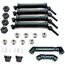 Traxxas 1/16 Mini Summit VXL * FRONT & REAR & CENTER DRIVE SHAFTS & WHEEL HEXES