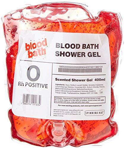 Gel de douche bain de sang