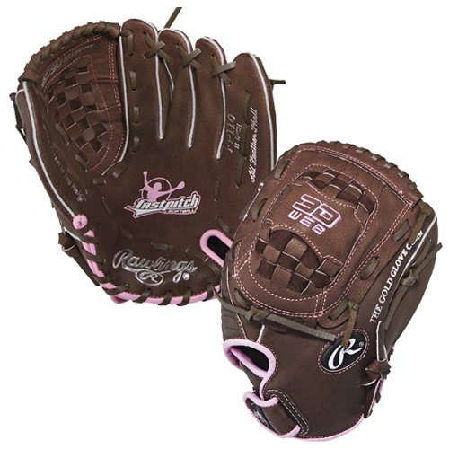 Rawlings Fastpitch Series 11-inch Infield Fastpitch Glove, Right-Hand Throw (Rawlings Fastpitch Gloves)