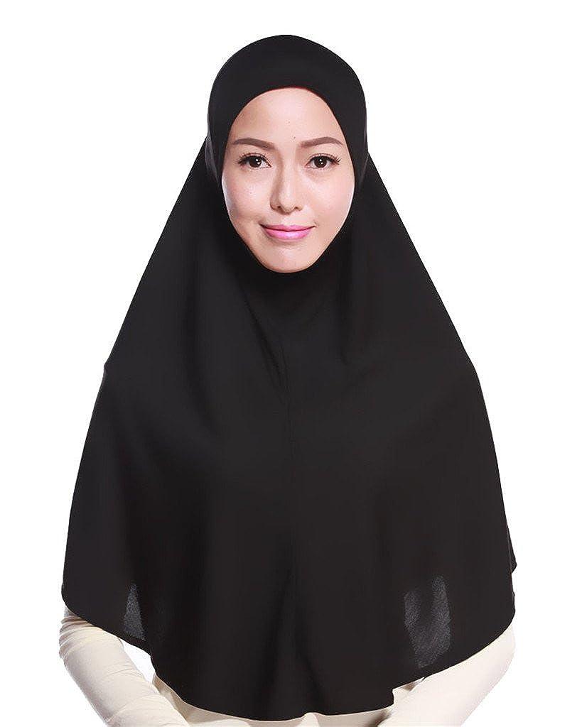 GladThink Sciarpa Hijab musulmano delle donne con più colori