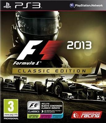 Amazon Com Formula 1 2013 Classic Edition Video Games