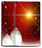 Christmas Red Happy St Nicholas decorative Designs Kindle Oasis VINYL STICKER DECAL SKIN