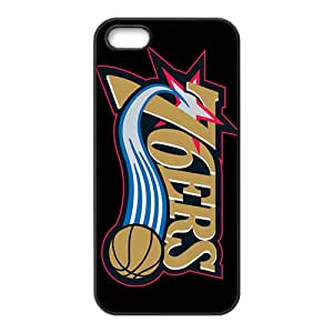 76ERS New Style Creative Pone Case For Iphone 5S