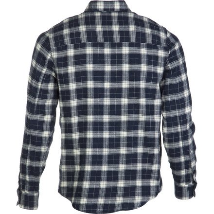 Volcom Men's Hadley Long Sleeve, Navy, XX-Large