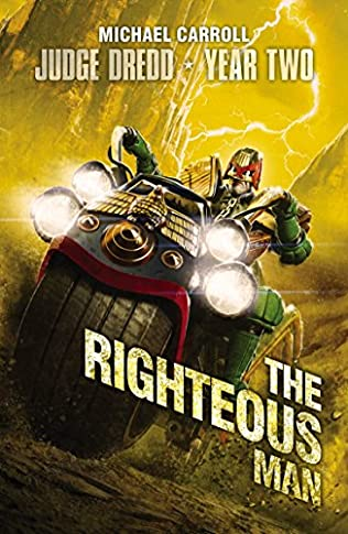 book cover of The Righteous Man