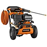 Generac 6924 3600 PSI 2.6 GPM 212cc Gas Powered Pressure Washer with...