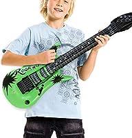 SUPVOX 4pcs Guitarra Hinchable Guitarra Inflable para Fiesta ...
