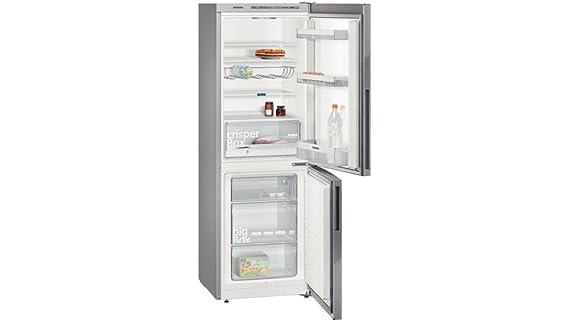 Siemens Kühlschrank Gefrierkombi : Siemens kg vvl kühl gefrierkombination edelstahl look eek a