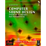 Computer Sound Design: Synthesis techniques and programming