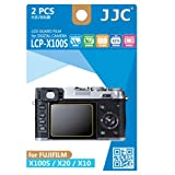 JJC LCP-X100S Guard Film Digital Camera LCD Screen Protector For Fujifilm X100S X20 X10