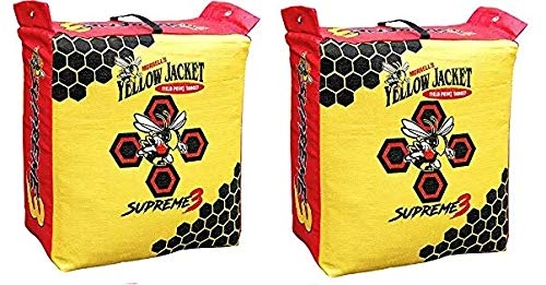 Morrell Yellow Jacket Supreme 3 Field Point Bag Archery Target (Twо Расk)