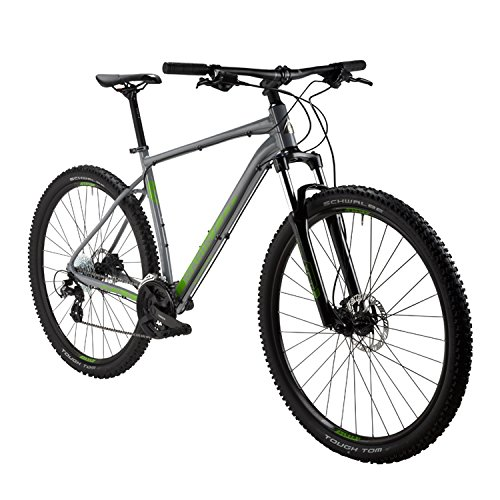 Marin Rock Spring 1 Mountain Bike – 2017 Performance Exclusive M/L Grey For Sale