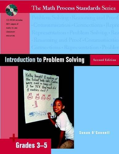 Process Standards Math Series (Introduction to Problem Solving, Second Edition, Grades 3-5 (The Math Process Standards Series, Grades 3-5))