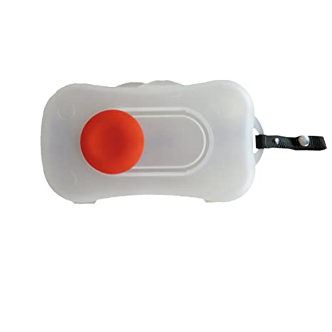 joyliveCY Portátil caja para toallitas húmedas de viaje Estuche para toallitas para bebé