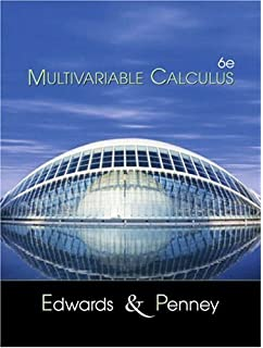 Student solutions manual to accompany calculus with analytic multivariable calculus 6th edition fandeluxe Gallery