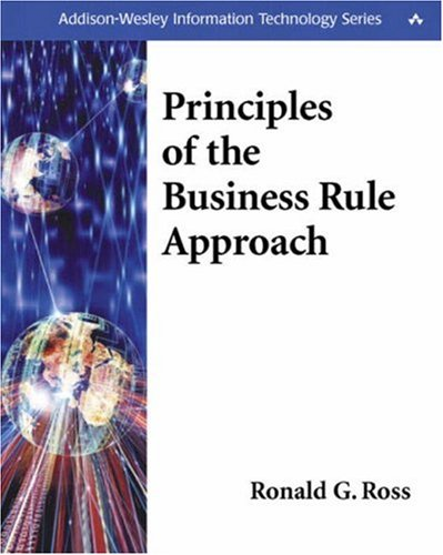 Principles of the Business Rule Approach