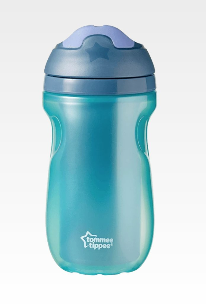 Tommee Tippee Insulated Sippee Cup 12/m verde