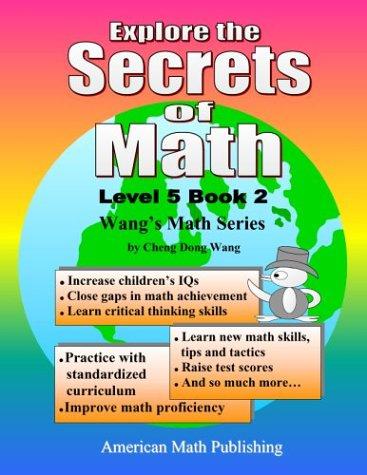 Download Explore the Secrets of Math, Level 5, Book 2 PDF