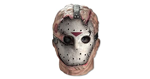 Amazon.com: Friday the 13th Jason Voorhees Deluxe Overhead ...