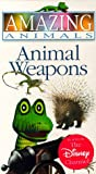 Amazing Animals - Animal Weapons [VHS]