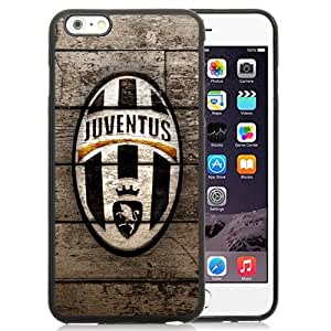 Unique DIY Designed Case For iPhone 6 Plus 5.5 Inch With Soccer Club Juventus 03 Football Logo Cell Phone Case