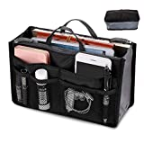 Best Makeup Bags - Seacan Womens Handbag Organizer Purse Bag Waterproof Travel Review