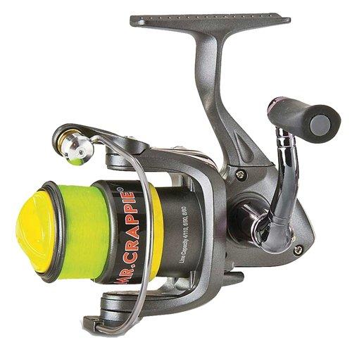 Lews Fishing Mr. Crappie Slab Shaker Spinning Reel MCS50