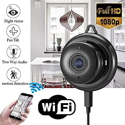 DYWLQ Mini cámara IP Oculta HD 1080P Inalámbrico WiFi ...