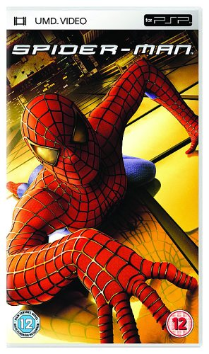 LECTABLE PSP GAMES UMD MOVIES Set 2 Sony Spider-Man ()