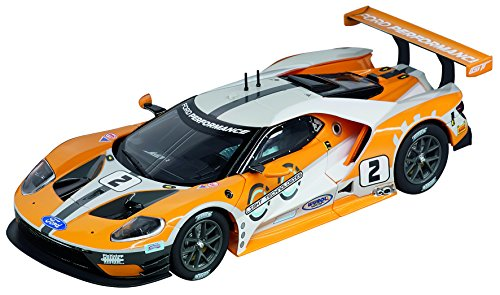 Carrera 30786 Digital 132 Slot Car Racing Vehicle - Ford GT Race Car No.02 - (1:32 Scale)