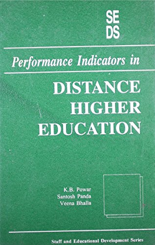 Perfomance Indicators in Distance Education
