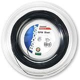Babolat RPM Blast Tennis String - Black - 1.35mm/15L - 200m (660ft) Reel